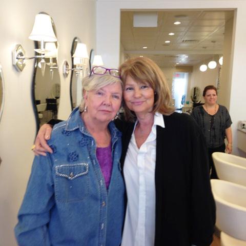 Margaret Watson & Lorraine Cocozza